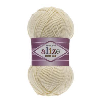 Alize Cotton Gold 01 крем