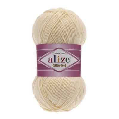 Alize Cotton Gold 458 светлый беж