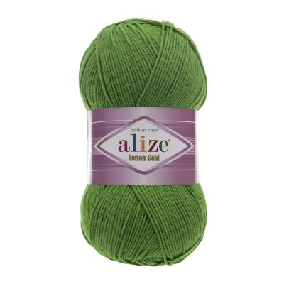 Alize Cotton Gold 126 Зеленая трава