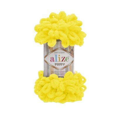 Alize Puffy 110 желтый
