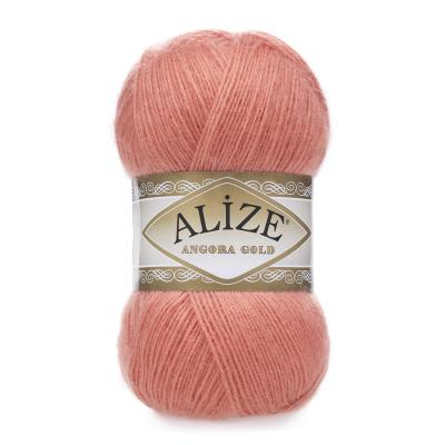 Alize Angora gold 656 Light Coral (коралл)