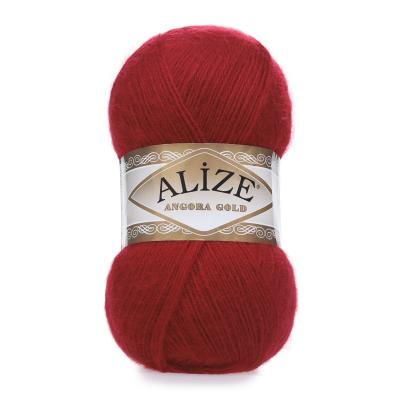 Alize Angora gold 106 Red (красный)