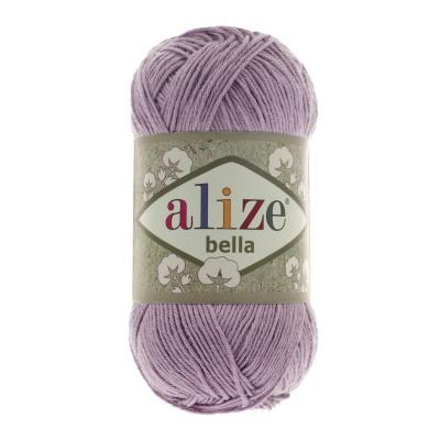 Alize Bella 505 лиловый