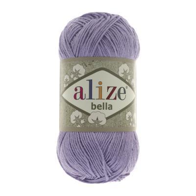 Alize Bella 158 нежная сирень