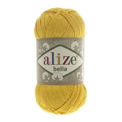 Alize Bella 488 желтый