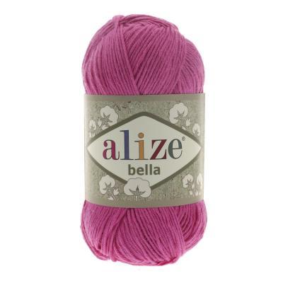 Alize Bella 489 фуксия