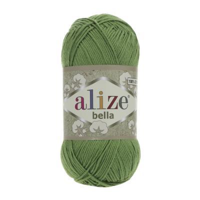 Alize Bella 492 зелень