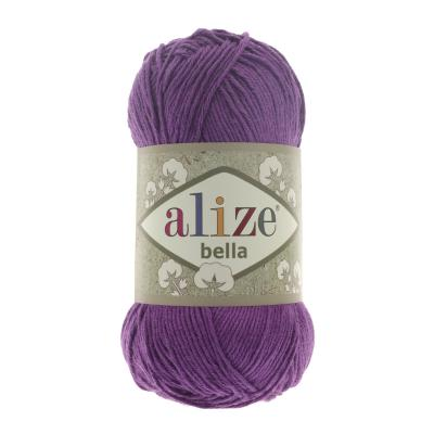 Alize Bella 45 пурпурный