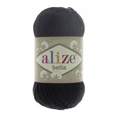 Alize Bella 60 черный
