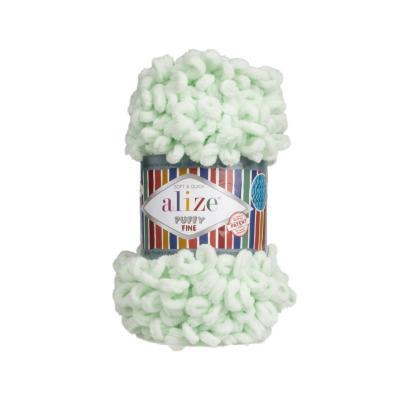 Alize Puffy fine 464 mint (ментол)