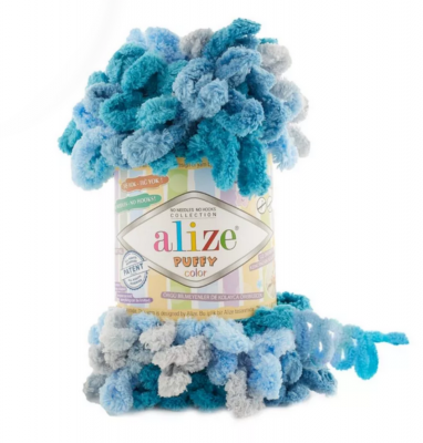 Alize Puffy color 6078