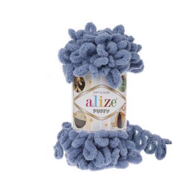 Alize Puffy 374 Blue (джинс)