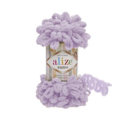 Alize Puffy 27 Light Lilac (сирень)