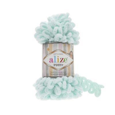 Alize Puffy 15 Water Green (ментол)