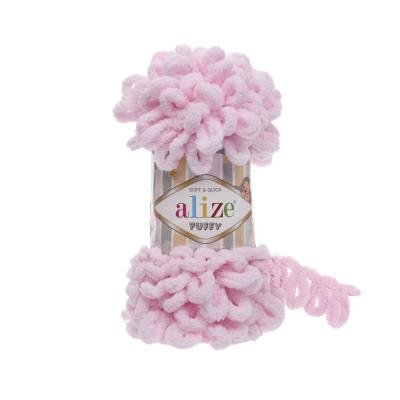 Alize Puffy 31 Baby Pink (нежно-розовый)