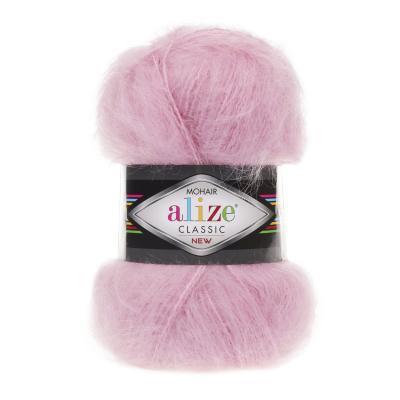 Alize Mohair classic 32 Light Pink (розовый)