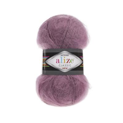 Alize Mohair classic 169 Rose (роза)
