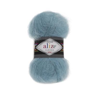 Alize Mohair classic 164 Azure (лазурь)