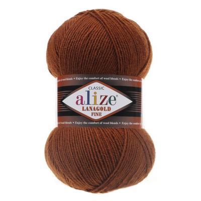 Alize Lanagold fine 373 (ириска)