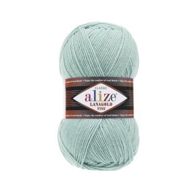 Alize Lanagold fine 522 Mint (мята)