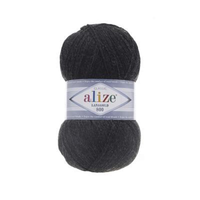 Alize Lanagold 800 151 антрацит