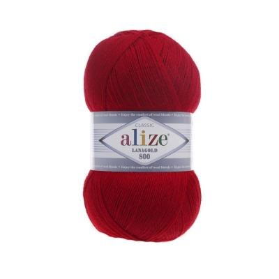Alize Lanagold 800 390 Cherry (вишня)