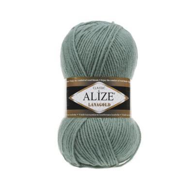 Alize Lanagold 386 Azure (лазурный)