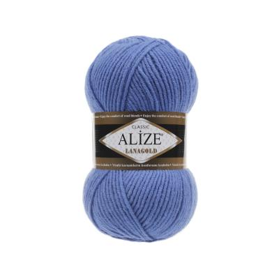 Alize Lanagold 237 Sapphire (сапфир)