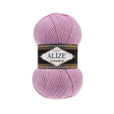 Alize Lanagold 98 Pink (розовый)