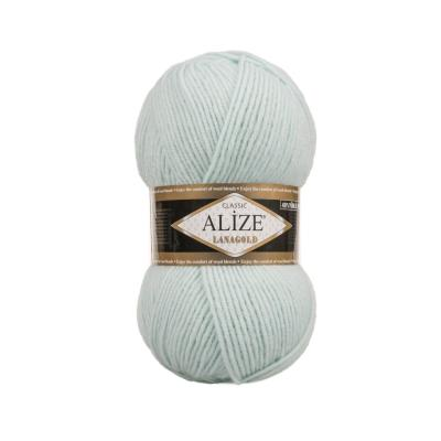 Alize Lanagold 522 Light Aqua (мята)