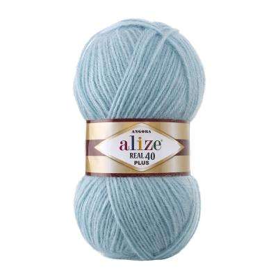 Alize Angora Real 40 plus 114 Mint (мята)