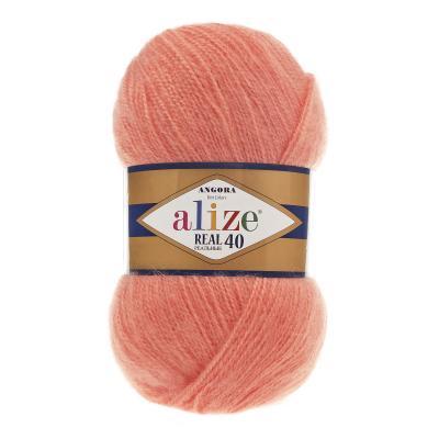 Alize Angora Real 40 34 персиковый