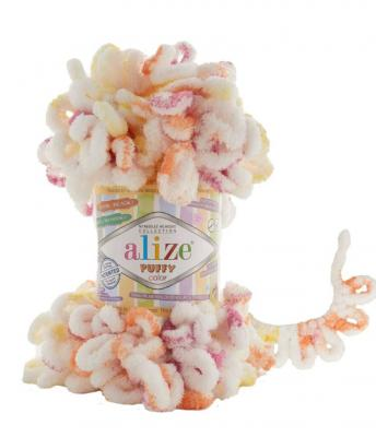 Alize Puffy color 6244