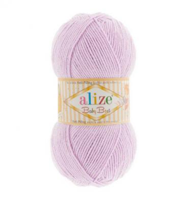 Alize Baby best 27 лиловый