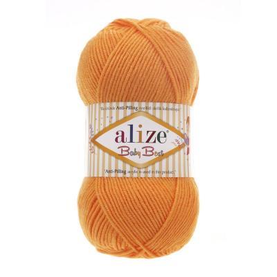 Alize Baby best 336 оранж