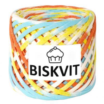 Трикотажная пряжа Biskvit Малибу (лимитированная коллекция)