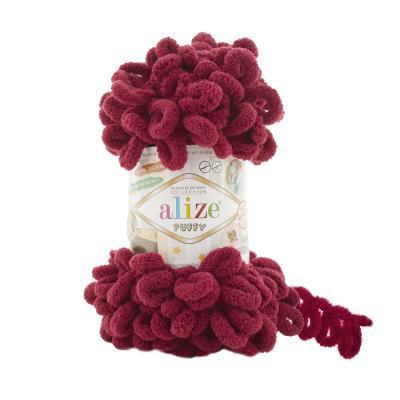 Alize Puffy 107 вишня