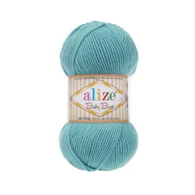 Alize Baby best 164 лазурь