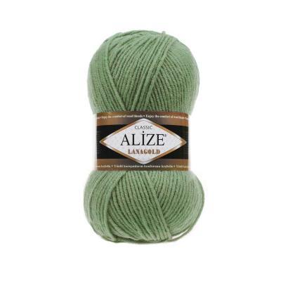 Alize Lanagold 180 серебрянная сосна