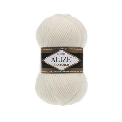 Alize Lanagold 62 молочный