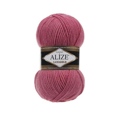 Alize Lanagold 359 темная роза