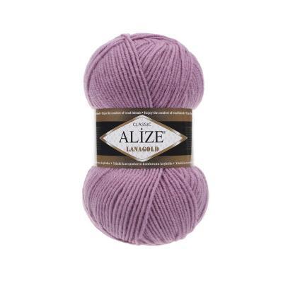 Alize Lanagold 28 сухая роза