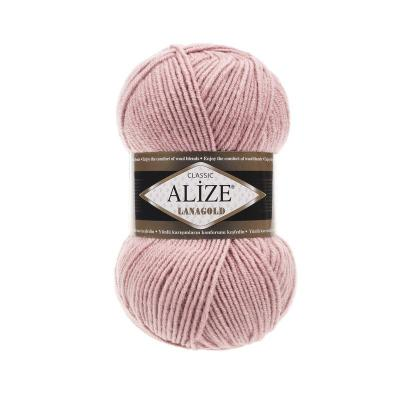 Alize Lanagold 161 пудра