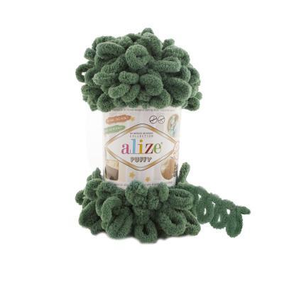 Alize Puffy 532 тем. лазурь