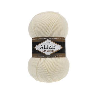Alize Lanagold 01 крем